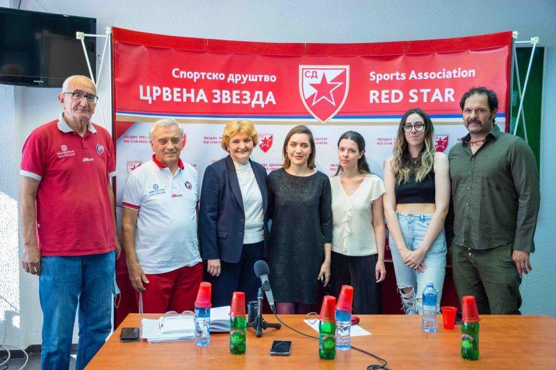 Prof.dr Danica Grujičić poželela Zvezdinim šahistkinjama osvajanje medalja na državnom prvenstvu
